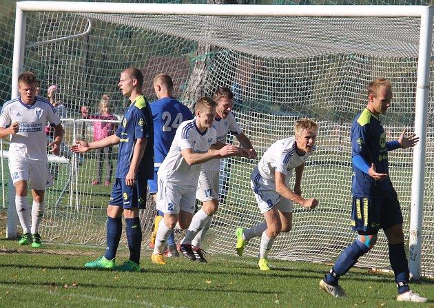 SK Beskyd Frenštát p. R. – FK Bílovec.
