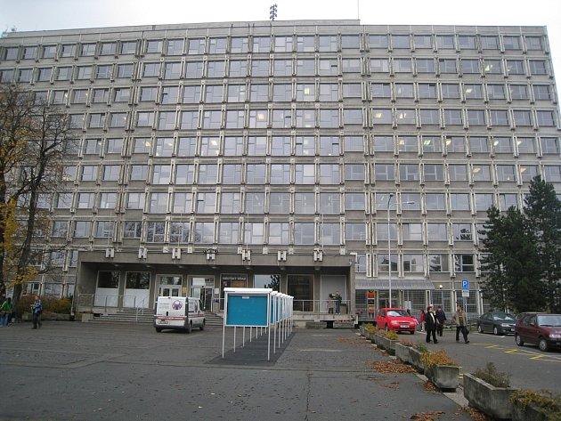 Budova městského úřadu v Kopřivnici