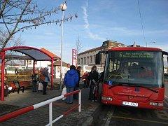 Dotace z evropských fondů už pomohly například k bezbariérovosti městské hromadné dopravy v Novém Jičíně.