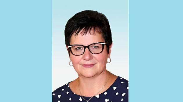 Starostka Mořkova Ivana Váňová.