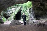 Od nálezu čelisti neandertálského dítěte v jeskyni Šipka ve Štramberku uplynulo 140 let.