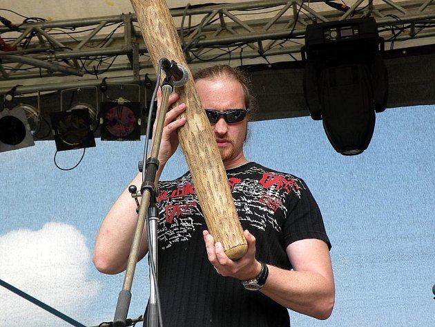 Studénecká Kotivce hostila kapelu REST-IN-TEST.