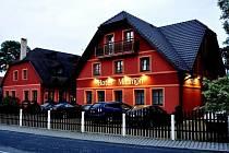 Hotel McLimon v Šenově u Nového Jičína.