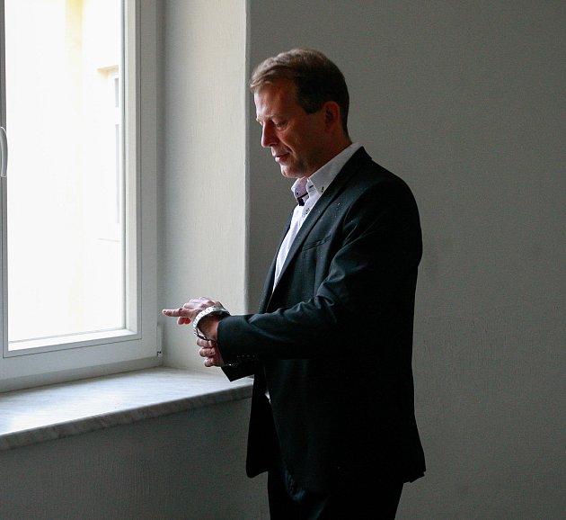 Martin Jakůbek, bývalý ředitel SVČ Fokus Nový Jičín.