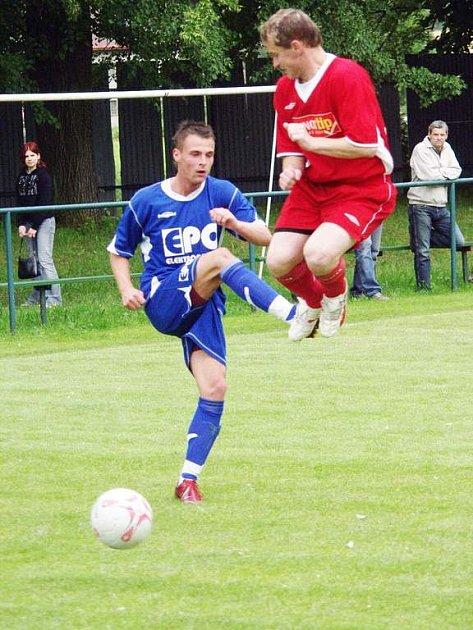 Fotbalisté Frenštátu pod Radhoštěm oplatili rýmařovské Jiskře porážku z podzimní části (0:3), když v posledním utkání sezony na svém hřišti vyhráli 2:1.