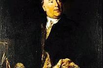 Slavný architekt Johan Lucas von Hildebrandt.