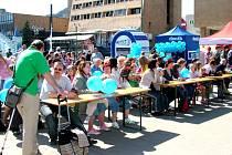 Spousta obyvatel se přišla podívat na akci Den s Deníkem.