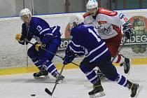 2. zápas čtvrtfinále play-off: HK NOVÝ JIČÍN – HC RT TORAX PORUBA 1:3 (1:0, 0:1, 0:2)