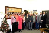 Setkání bývalých pracovníků městského úřadu ve Studénce se všem zúčastněným velmi líbilo.