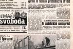 Noviny ze 16. listopadu 1989 byly v duchu předešlých vydání. Komunistická strana budovala socialismus na titulní straně.