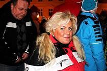 Úspěšná sportovkyně Lenka Kuncová z Frenštátu pod Radhoštěm byla letos například při zahájení Celostátní olympiády dětí a mládeže, které se konalo ve Frenštátě pod Radhoštěm.
