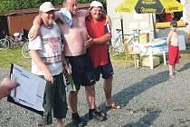 Na turnaji v malé kopané v Kujavách panuje každoročně dobrá nálada.