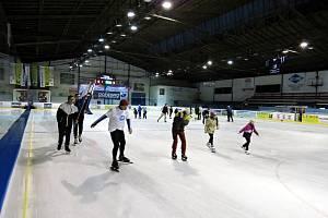 Nějaký čas si na zimním stadionu v Novém Jičíně nikdo nezabruslí. Příští rok tam od jara do podzimu bude probíhat rozsáhlá rekonstrukce.