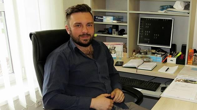 Martin Fojtík je ve funkci starosty Veřovic první volební období.