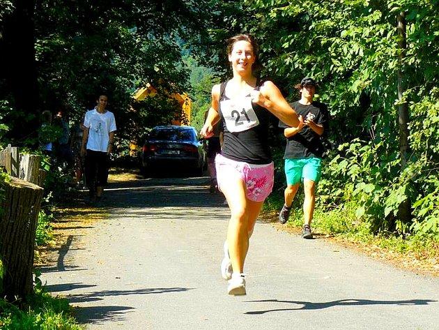 Rekovická trojka nabídla opět kvalitní běžecké výkony.