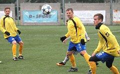 Bílovecké fotbalisty čeká na jaře boj o udržení krajského přeboru. Foto: