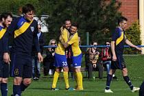 Fotbalisté Frenštátu neměli na jaře moc důvodů k radosti, ale v následujících dvou domácích duelech chtějí konečně uspět.