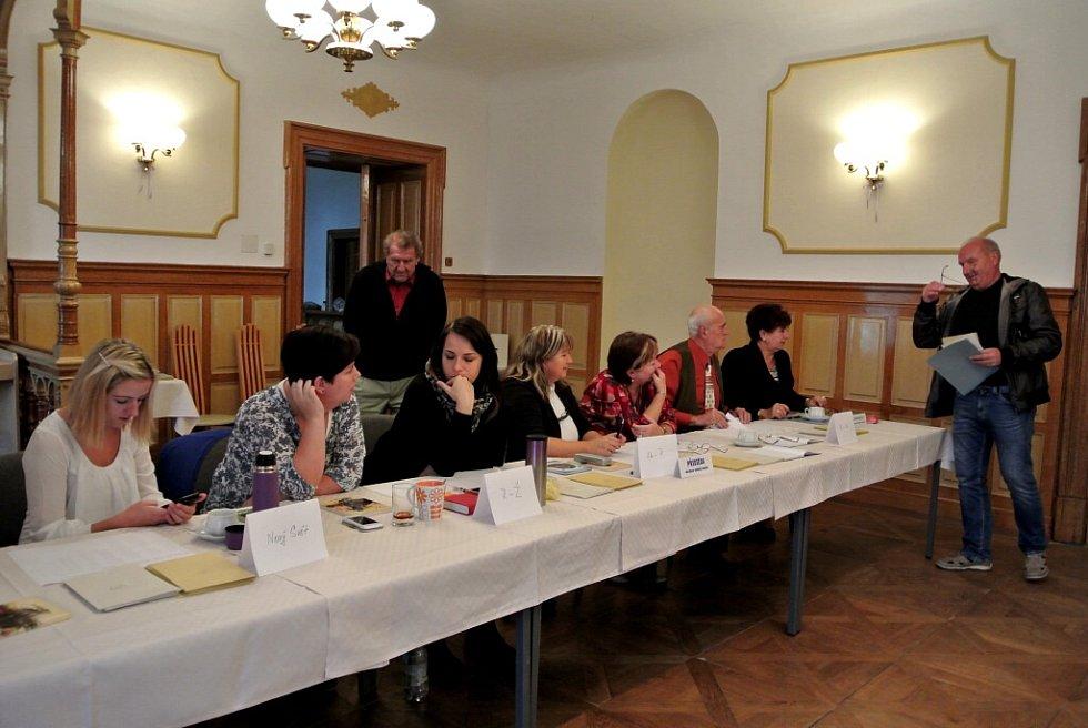 Krajské volby 2016 ve Slatině.