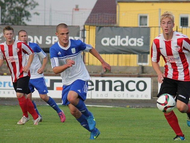 FK Nový Jičín – FC Elseremo Brumov 1:1