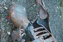 Příborská radnice hledá vhodné místo pro umístění kovové sochy Jana Sarkandera.