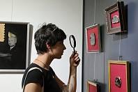 Lašské muzeum zaplnily šperky výtvarnice Marta Švajdová a fotografie Dalibora Kvity.