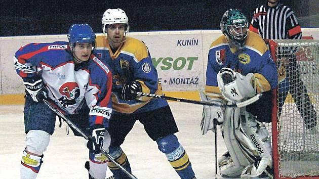 Hokejisté B týmu Nového Jičína zvládli, po nářezu od Studénky, druhé utkání v přípravě, když porazili doma Rožnov pod Radhoštěm. Další utkání odehraje B tým na ledě Kopřivnice.