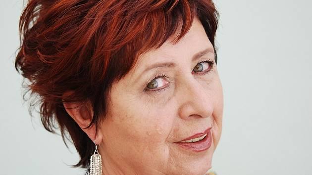 Anna Wöhlová po proměně.