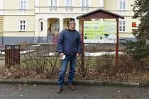 Vratislav Zeman je od letošního roku kronikářem Tiché.