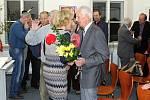 Rudolf Jarnot, příborský fotograf a sportovec, dostal letos Cenu sv. Martina udělovanou městem Frenštát pod Radhoštěm kulturním a společensky významným ososbnostem.
