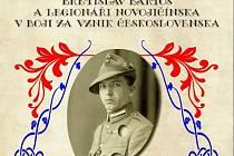 Břetislav Bartoš a legionáři Novojičínska.