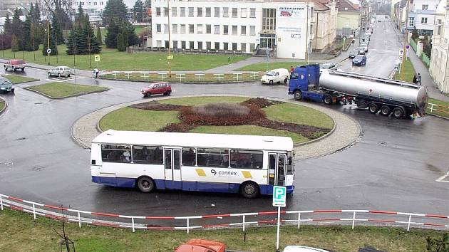 Největším počtem rondelů se v okrese pyšní Nový Jičín.