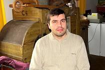 Pavel Šmajstrla, provozovatel Pohankového mlýna Šmajstrla