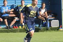 Futsalový reprezentant Michal Seidler načal vedoucím gólem výhru v Krnově.