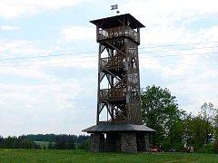 Na Pohoři by měla vyrůst rozhledna podobná té, která stojí v Jakubčovicích u Opavy.
