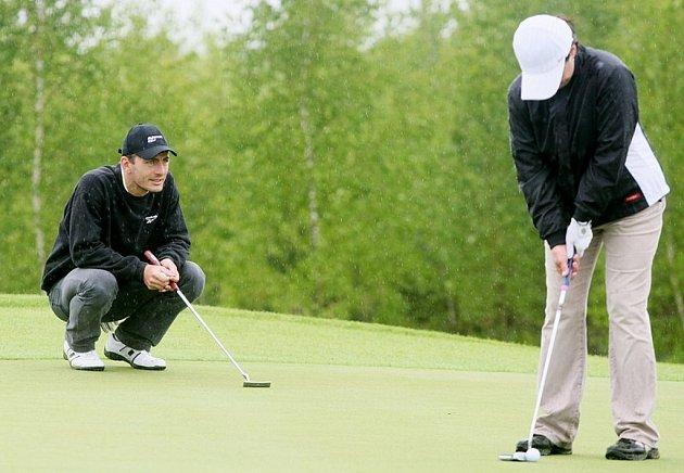 Velké plány golfového klubu Nový Jičín se začínají naplňovat. Ilustrační foto.