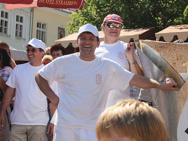 Pekař Ladislav Hezký nejenže uší peče, ale také se podílí na výrobě speciálního piva.