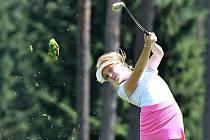 Agáta Vahalová je jednou z našich golfových nadějí.