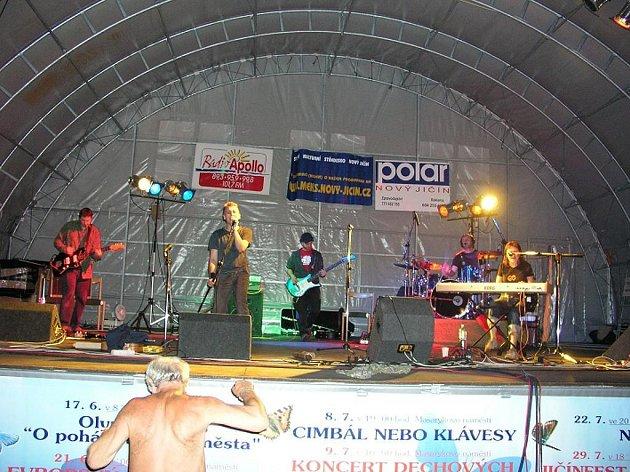 Jednou z kapel, ktreá vystoupí na festivalu bude i Nierica, ktreou bylo možno slyšet před dvěma roky v rámci Novojičínského kulturního léta.