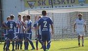 SK BESKYD FRENŠTÁT P. R. – FC SLAVOJ OLYMPIA BRUNTÁL 0:2 (0:1)