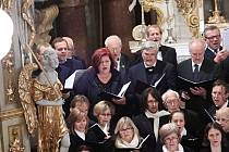 Koncertem v příborském kostele sv. Valentina skončila v neděli 28. dubna trojice koncertů pod jednotným názvem Alleluja.