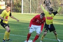 TJ Tatran Jakubčovice - FC Bílovec.