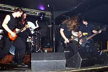 Gothic.rocková kapela Greedy Invalid.
