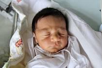 PETR VACH z Jaroměře potěšil svým příchodem na svět rodiče Michaelu Gorolovou a Petra Vacha. Klouček se narodil 22. dubna 2017 ve 22.43 hodin, vážil 3150 gramů a měřil 49 centimetrů. Doma má dvouletou sestřičku Tamarku.