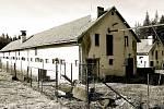 Penzion na Dolině v Trojanovicích se nachází na místě, kde bylo kdysi takzvané Pomocné zemědělské hospodářství sovětské armády.