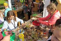 Na ZŠ Tyršova ve Frenštátě pod Radhoštěm se po letech úsilí podařila realizace vybudování přírodní učebny v areálu školy.