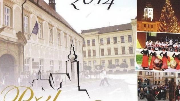 Už od 2. prosince vydává město Příbor v piaristickém klášteře své kalendáře. Ty nechalo zhotovit jako vánoční dárek pro své občany.