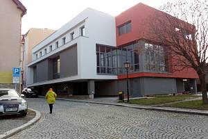 Budoucí kulturní dům v centru Nového Jičína.