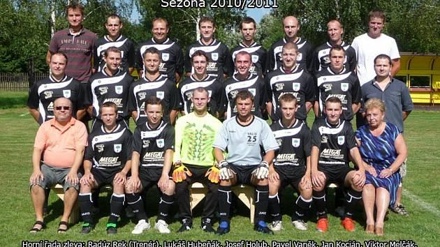 TJ Sokol Bordovice – tým, se kterým malá obec vstupovala do veleúspěšné uplynulé sezony.