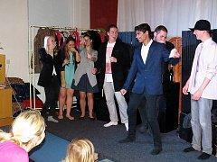 Noc divadel se jmenuje akce, do níž se zapojil i divadelní kroužek Centra volného času Astra ve Frenštátě pod Radhoštěm.