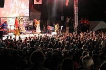 Horečky fest 2013 ve Frenštátě pod Radhoštěm